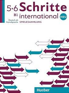 Schritte International Neu 5+6 - Spielesammlung