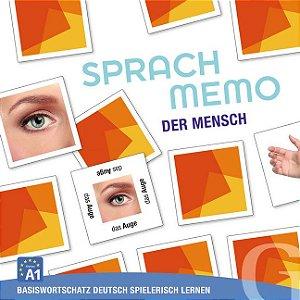 Sprachmemo Deutsch: Der Mensch