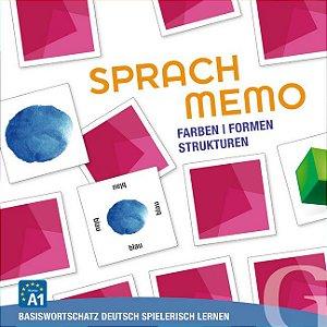 Sprachmemo Deutsch: Farben, Formen, Strukturen