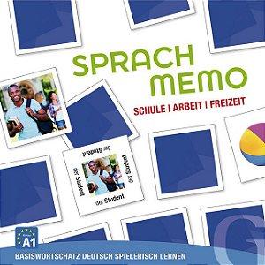 Sprachmemo Deutsch: Schule, Arbeit, Freizeit