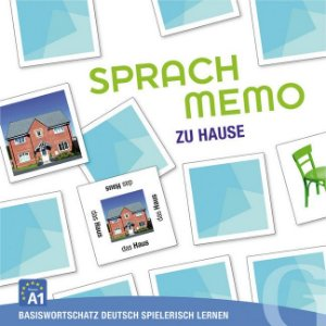 Sprachmemo Deutsch: Zu Hause