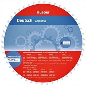 Wheel Deutsch - Adjektive