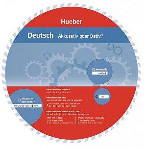 Wheel Deutsch - Akkusativ oder Dativ?