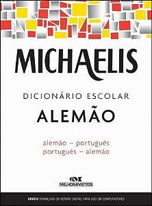 Michaelis Dicionrio Escolar AlemÆo