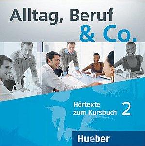 Alltag, Beruf  Co. 2 - Audio-CD - A1/2