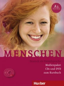 Menschen A1 - Medienpaket (SOMENTE AUDIO-CDs e DVD DO PROFESSOR)