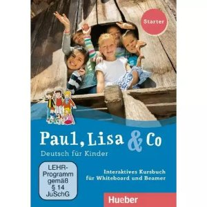 Paul, Lisa & Co Starter - Interaktives Kursbuch fr Whiteboard und Beamer - DVD-ROM