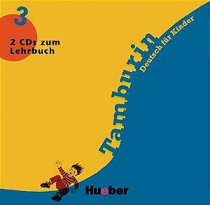 Tamburin 3 - Audio-CDs - A1