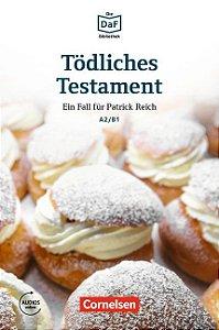 """Die DaF-Bibliothek: T""""dliches Testament"""