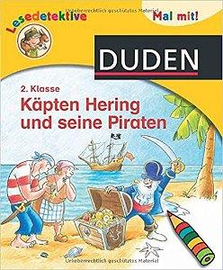 """DUDEN - Lesedetektive - K""""pten Hering und seine Piraten"""