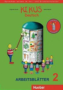 Kikus Deutsch - Arbeitsblätter 2