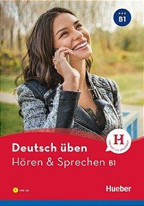 "Deutsch ben - H""ren  Sprechen B1 NEU"