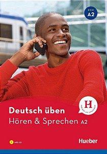 """Deutsch ben - H""""ren & Sprechen A2 NEU"""