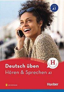"""Deutsch ben - H""""ren & Sprechen A1 NEU"""
