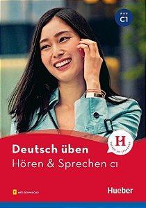 """Deutsch ben - H""""ren  Sprechen C1 NEU"""
