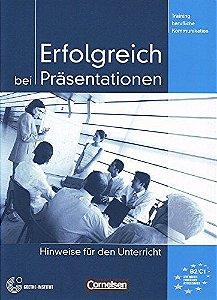 """Erfolgreich bei Pr""""sentationen - Hinweise fr den Unterricht"""