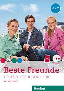 Beste Freunde A2/2 - Arbeitsbuch Mit Audio-CD
