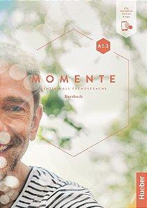 Momente A1/2 - Kursbuch plus interaktive Version
