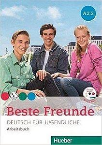 Beste Freunde A2/2 - Arbeitsbuch mit CD-ROM