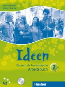 Ideen 2 - Arbeitsbuch mit Audio-CD - A2