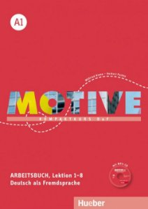 Motive A1, Lektion 1-8 - Arbeitsbuch mit MP3-Audio-CD