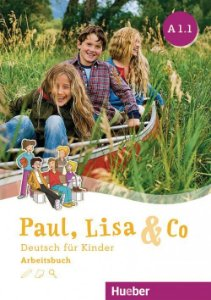 Paul, Lisa & Co A1/1 - Arbeitsbuch