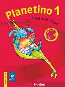Planetino 1 - Arbeitsbuch + CD-ROM - A1/1