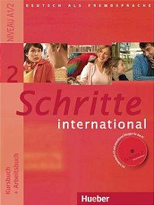 Schritte International 2 - A1/2