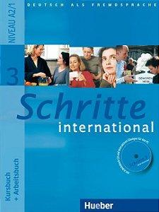 Schritte International 3 - A2/1