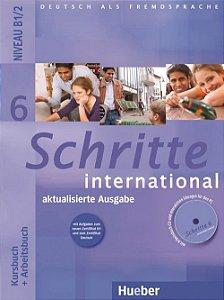 Schritte International 6 - aktualisierte Ausgabe - B1/2