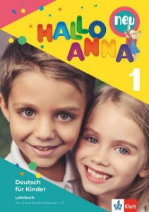 Hallo Anna neu 1 - Lehrbuch mit 2 Audio-CDs