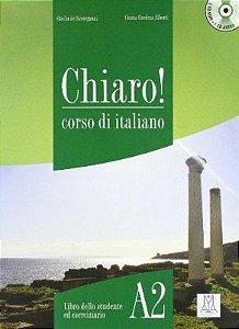 Chiaro! A2 - Libro dello studente e esercizi + CD audio + CD ROM