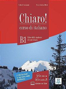 Chiaro! B1 - Libro dello studente e esercizi + CD audio + CD ROM