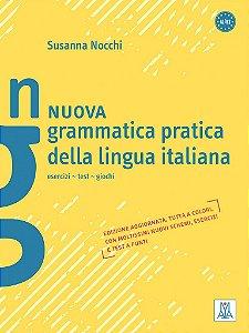 Nuova grammatica pratica della lingua italiana (n¡vel A1/B2)