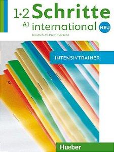 Schritte international Neu 1+2 - Intensivtrainer mit Audio-CD