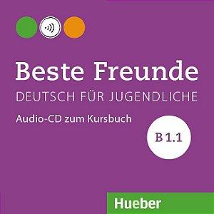 Beste Freunde B1/1 - Audio-CD zum Kursbuch