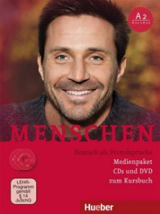 Menschen A2 - Medienpaket (SOMENTE AUDIO-CDs e DVD DO PROFESSOR)