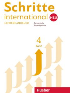 Schritte International Neu 4 - Lehrerhandbuch - A2/2