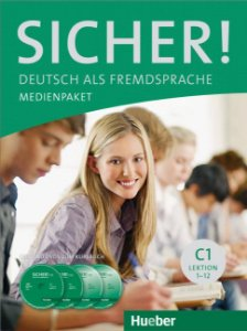 Sicher C1 Medienpaket (SOMENTE AUDIO-CDs e DVD DO PROFESSOR)