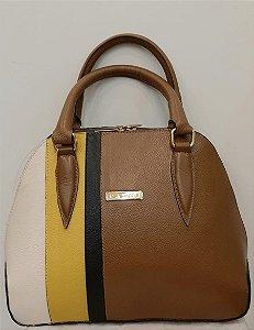 Bolsa catri em couro cores