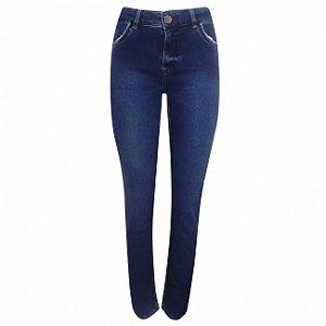 Calça jeans scalon classic + moleton sofia