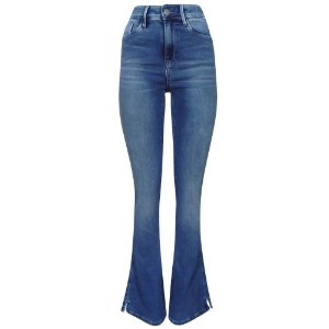 Calça jeans boot cut barbara scalon