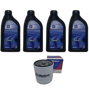 Vectra/ astra óleo e filtro