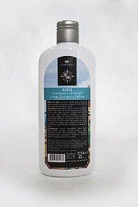Refil difusor de ambiente limão siciliano e peonia - 250ml madressenza