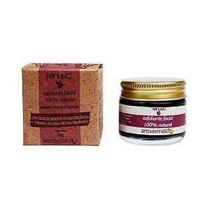Esfoliante Facial 100% natural Renuva - 33gr Ares de Mato