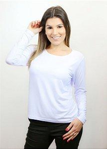 Blusa feminina branca G