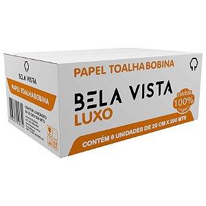 Papel Toalha Bobina - Luxo