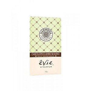 Sache Chocolate e Limão Siciliano 10gr - Evie D'parfum