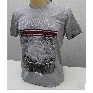 Camiseta Manga Curta Washed Confort – Lavagem Estonada SVK 1930203
