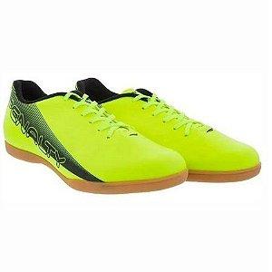 Tênis Chuteira Futsal Penalty Bravo Kids XX – Amarelo 126202/2220